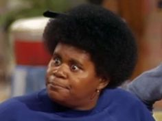"""Shirley Hemphill -- (7/1/1947-12/10/1999). Stand-Up Comedian/Actress. She portrayed Shirley Wilson on TV Sitcom """"What's Happening!!"""" & """"What's Happening Now!!"""", Shirley Simmons on """"One In a Million"""". She died of Renal Failure at her home, age 52."""