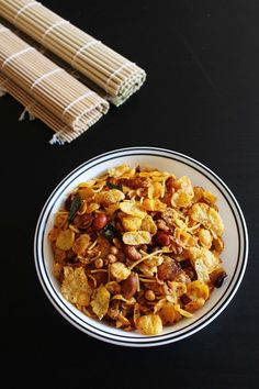 Honey bunches of oats cereal chivda recipe – Diwali Namkeen