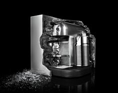 Luxology Gallery: Gran Maestria. The design details of the latest Nespresso machine is Gorgeous!