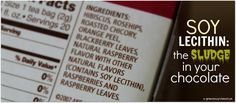 Soy Lecithin: The Sludge in Your Chocolate - Girl Meets Nourishment: I know I've been eating soy Lecithin in my chocolate chips! I'm curious to read this article! Health And Nutrition, Health And Wellness, Health Foods, Health Fitness, Asthma, Sin Gluten, Gmo Facts, Chocolate Girls, Soy Lecithin