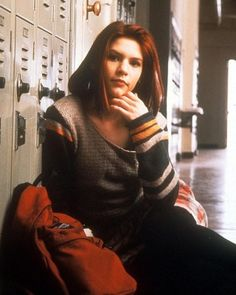 Claire Danes in My So Called Life.
