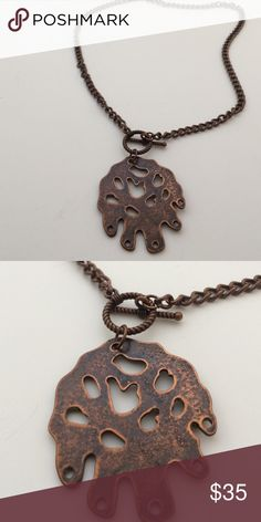 Neclace Oxidize copper chain ,new , size 22 inches, bundle to save for shipping Vintage style Jewelry Necklaces