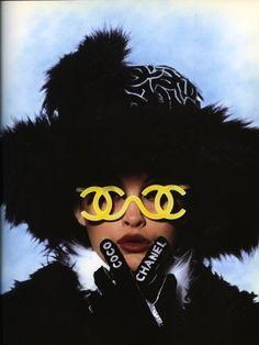 Chanel branding ♫ La-la-la Bonne vie ♪