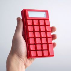 Manufactured by IDEA, Japan, this ultra-minimalist calculator is any mechanical keyboard fans dream. The 10 Key Calculator, according to Yanko Design, is an Mechanical Calculator, Yanko Design, How To Make Buttons, Home Trends, Industrial Design, Keyboard, Consumer Electronics, Cool Designs, Gadgets