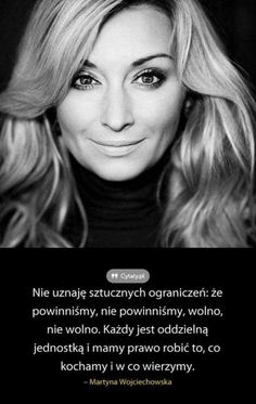 Zdjęcie True Quotes, Qoutes, English Course, Night Quotes, Badass Women, Good Thoughts, Powerful Words, Motto, Personal Development