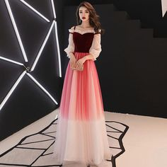 Great collection for elegant evening dresses, including elegant long dresses, elegant dresses cheap and evening gowns cheap Spaghetti Strap Wine Red Evening Dress Velour Tulle Party Evening Dresses Elegant Grey Evening Dresses, Dresses Elegant, Evening Dresses With Sleeves, Evening Gowns, Beautiful Dresses, Dresses Short, Dresses For Teens, Sexy Dresses, Fashion Dresses