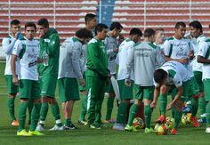 Convocados a la selección boliviana de fútbol tienen un promedio de 24 años | Radio Panamericana