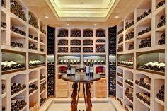 ma cave à vin : idée de décoration intérieure