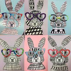 Fun Easter Bunny Craft Idea - Teach Starter