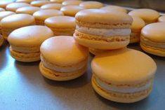 Macarons à la ganache caramel au beurre salé   Cooking Chef de KENWOOD - Espace recettes