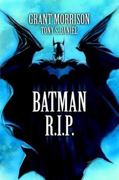 Batman R.I.P. von Grant Morrison https://www.amazon.de/dp/1401225764/ref=cm_sw_r_pi_dp_x_xeKKyb04MYGGQ