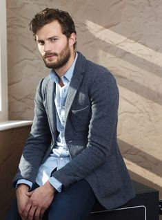 Jamie Dornan  #fifty shades of grey