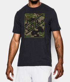Men's SC30 Stephen Curry Camo Patch T-Shirt | Under Armour US