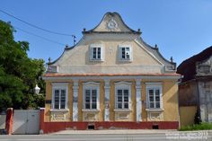 House in Vojvodina from 1797 - almost identical to the one we had in Kulpin.