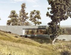 """Check out new work on my @Behance portfolio: """"Modern Long House"""" http://be.net/gallery/35996257/Modern-Long-House"""