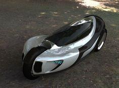 BMW X Bike, electric motorcycle