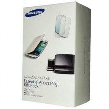 Kit Essencial Original Samsung Galaxy S3 - Branca  44,99 €