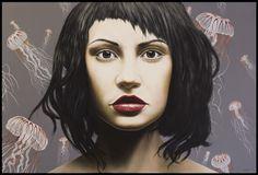"""""""Gelly Mind"""" OIl/Canvas 100x150cm"""