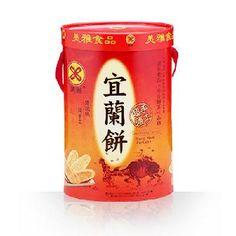 【美雅】宜蘭餅伴手禮盒(圓桶)