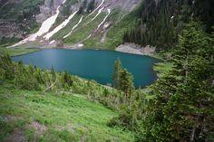 Emerald Lake by Gothic Colorado