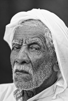 faces, The old Man Sea Seen by Hussain Isa, via Flickr