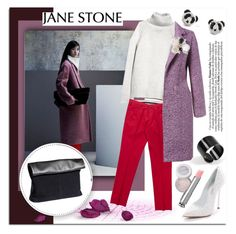 """Minimalist Architectural Attire...Jane Stone"" by melissa-de-souza ❤ liked on Polyvore featuring Casadei, W3LL People, Christian Dior, H&M, modern, pretty, jewelry and janestone"