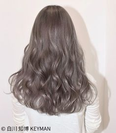 Hairstyles Wavy Hair Long Blondes 46 Ideas For 2019 Short Curly Hair, Curly Hair Styles, Natural Hair Styles, Curly Girl, Ashy Hair, Ombre Hair Color, Love Hair, Hair Looks, Hair Lengths