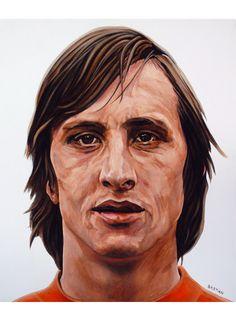 The illustrious nr. 14. Johan Cruiff