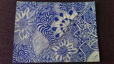 Delfts blauw ZIA