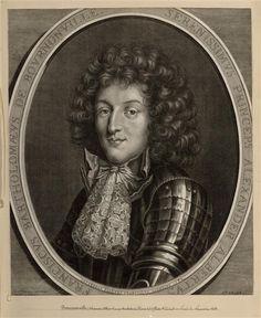 Prince Alexandre Albert François de Bournonville (1662 - 1705), Prince du Saint-Empire.
