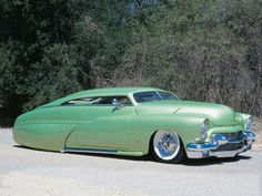 1950 Mercury Lead Sled - 'The Enuff'