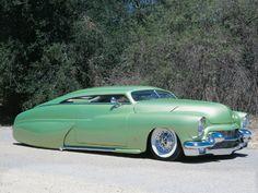1950 Mercury Lead Sled - 'The Enuff'