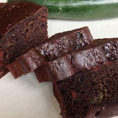 Skinny Dark Chocolate Zucchini Bread