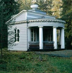 #Seurasaari #museum #summerhouse #Finland #attraction