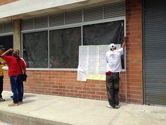 Barrio Señorial Envigado, solo 17 puestos de votación y 34 jurados, pocos votantes