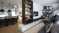 Apartamentos Decorados com as melhores idéias e novidades. Decor, Living Room, Home And Garden, Furniture, Modern, Apartment, Home Decor, Trending Decor, Modern Apartment