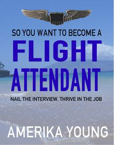 Become a flight attendant. Get the book on how to nail the interview and thrive in the job. All the flight attendant secrets. Buy your book now!