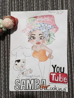 #EuFizSambaCooking   +Samba Cooking.