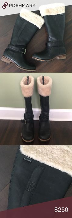🆕Ugg Waterproof Event Rider Boots Never worn! Ugg Waterproof Event Rider Boots UGG Shoes Winter & Rain Boots