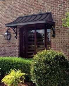 Pergolatinroof Metal Awning Door Overhang Front Door Overhang