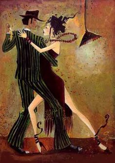 teaching the world to dance for 30 yrs Tango Dancers, Dancers Body, Tango Art, Dancing Drawings, Arts And Crafts Storage, Dance Paintings, Argentine Tango, Salsa Dancing, Dance Pictures