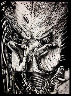 Predator - ashasylum.deviantart.com