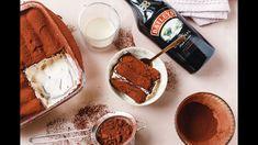 Baileys, Chocolate Fondue, Tiramisu, Cake Recipes, Pudding, Desserts, Food, Youtube, Tailgate Desserts