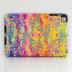 Bubblevine iPad Case by Tees2go $60.00