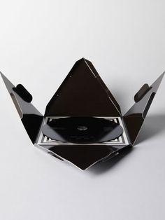 Pyramid CD case.  Brilliant.