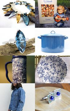 I've Got the Vintage Blues by Colleen Bruce on Etsy--Pinned with TreasuryPin.com