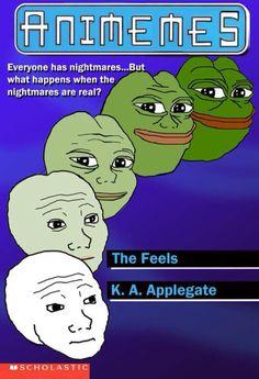 Pepe & the feels evoloution