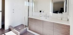 First Home Advice - Making The Move - Aussie Living > Bathroom, Ensuite and Laundry Deluxe Specifications