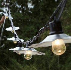 European café string lights - www.incognitivo.com