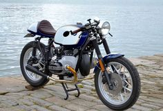 Pete's cafe Racers